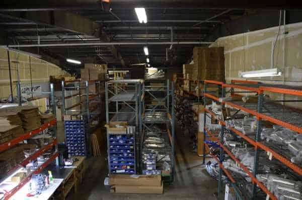 CorkSport warehouse