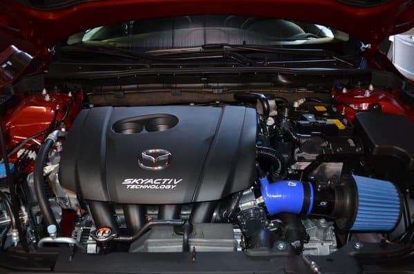 Mazda SkyActive CorkSport Short Ram Intake