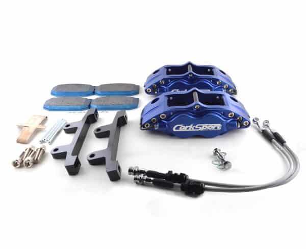 Full CorkSport Big Brake Kit