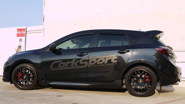 CorkSport Sponsored Driver