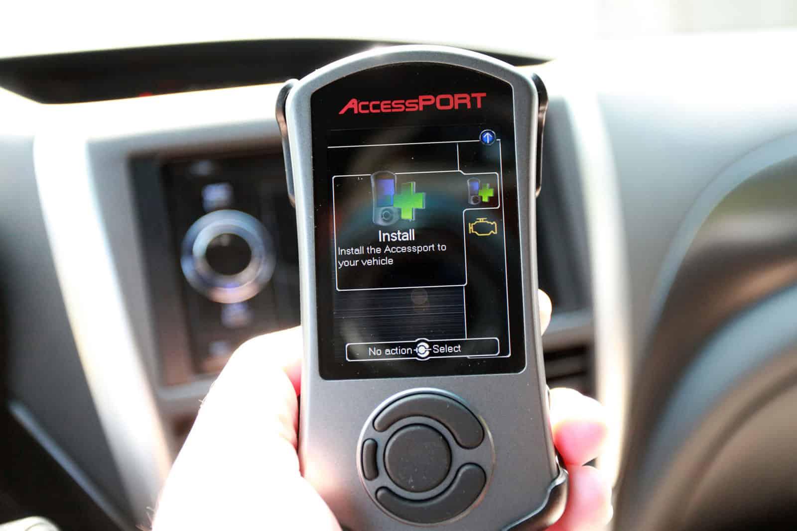 CorkSport-Cobb-Accessport-Install-Car-AP-Mazdaspeed