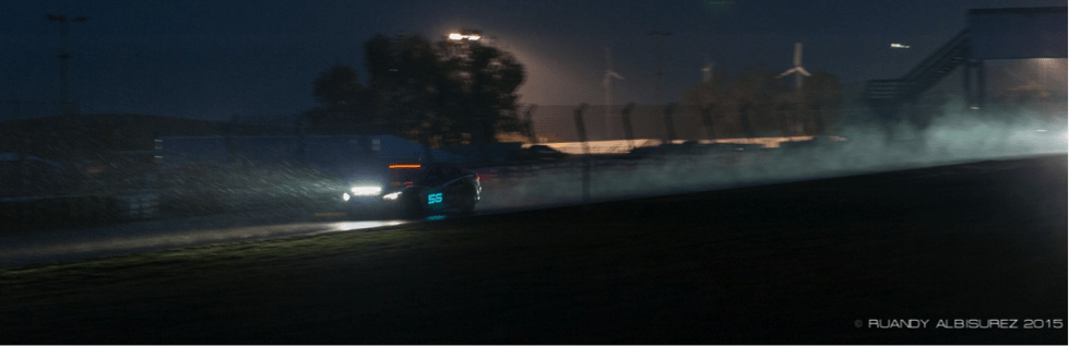CorkSport Mazda in NASA 25 Hours of Thunderhill