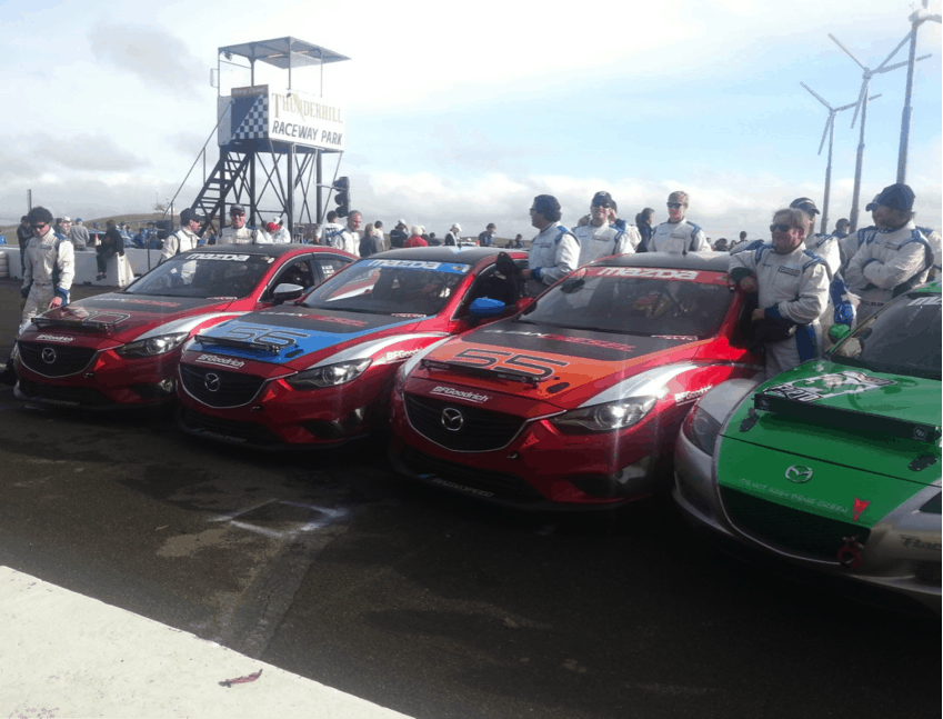 CorkSport at NASA 25 Hours of Thunderhill