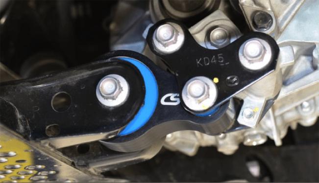 CorkSport Mazda 3 Rear Motor Mount