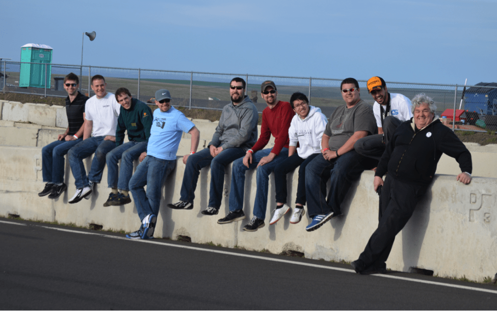Fun at the Autocross Track