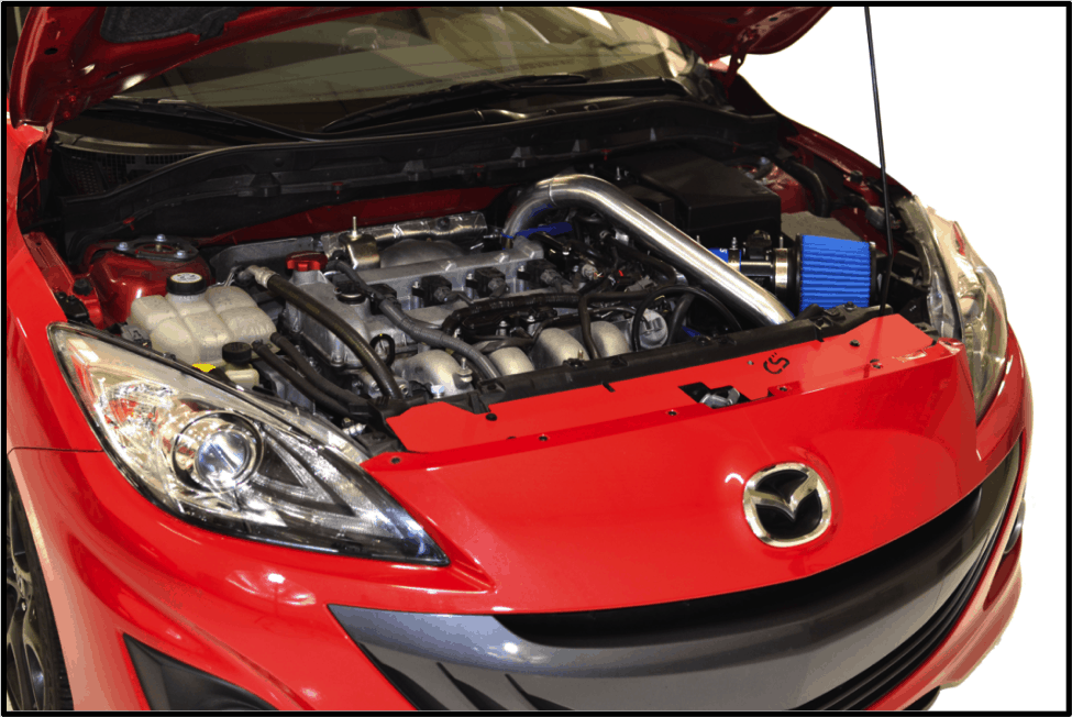 New Mazdaspeed 3 Radiator Panel