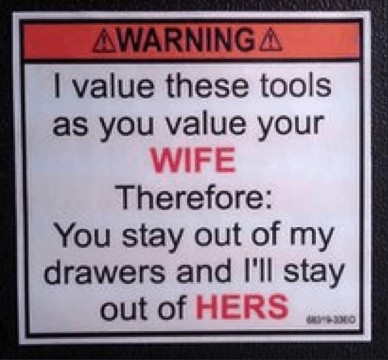 Tool Possession