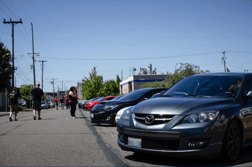 Mazda BBQ 2