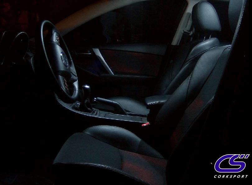 LED Light Kit Mazdaspeed 3