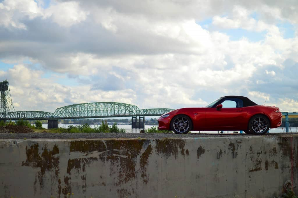 Your new 2016 Miata deserves an enhanced driving experience with CorkSport lowering springs.