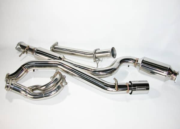 CorkSport Turbo Back Exhaust
