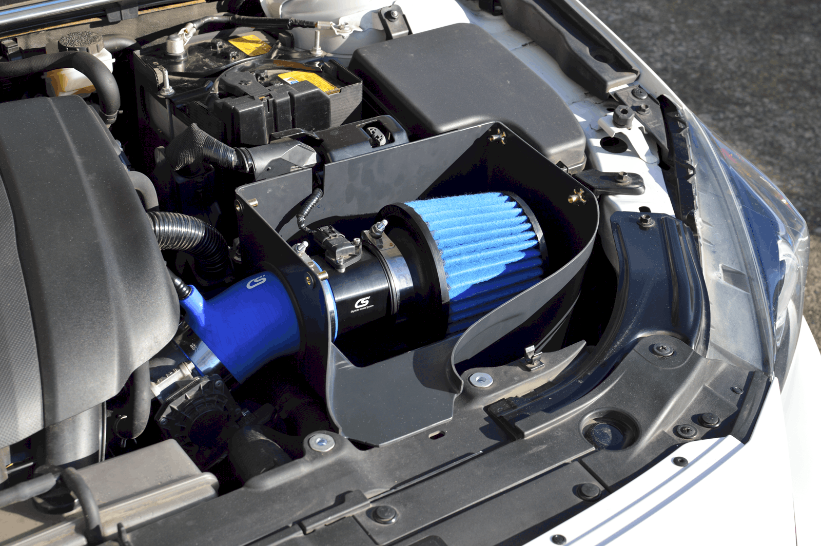 The CorkSport Cold Air Box pairs perfectly with the CorkSport Short Ram Intake.