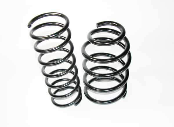 Increase handling and give your Mazda an aggressive look with CorkSport lowering springs.