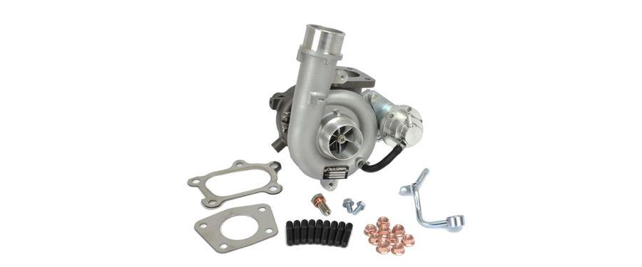 CorkSport Mazdaspeed 3 Turbo Upgrade