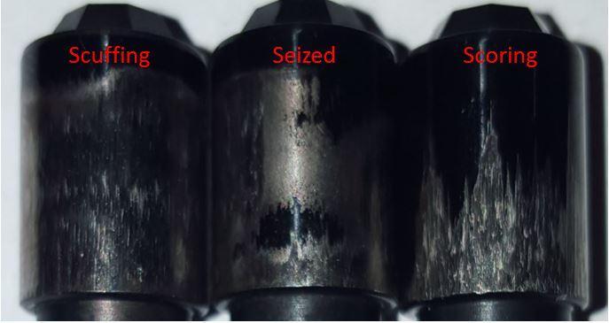 Fuel Pump Damage Types