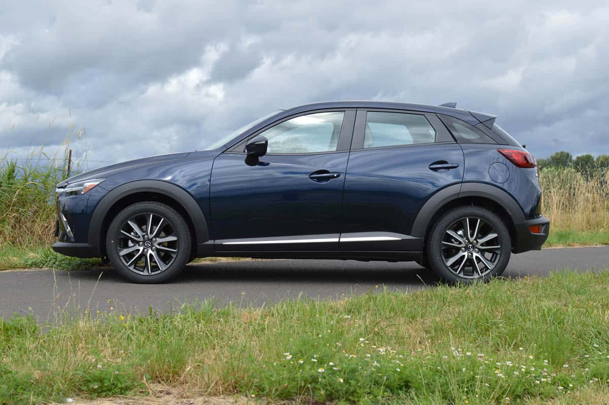 CX3 Lowering Springs | CorkSport