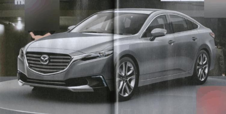 Fourth Gen Mazda 6 | CorkSport Blog