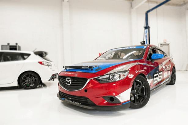 Four-Wheel Drive Mazda 6 | CorkSport Blog