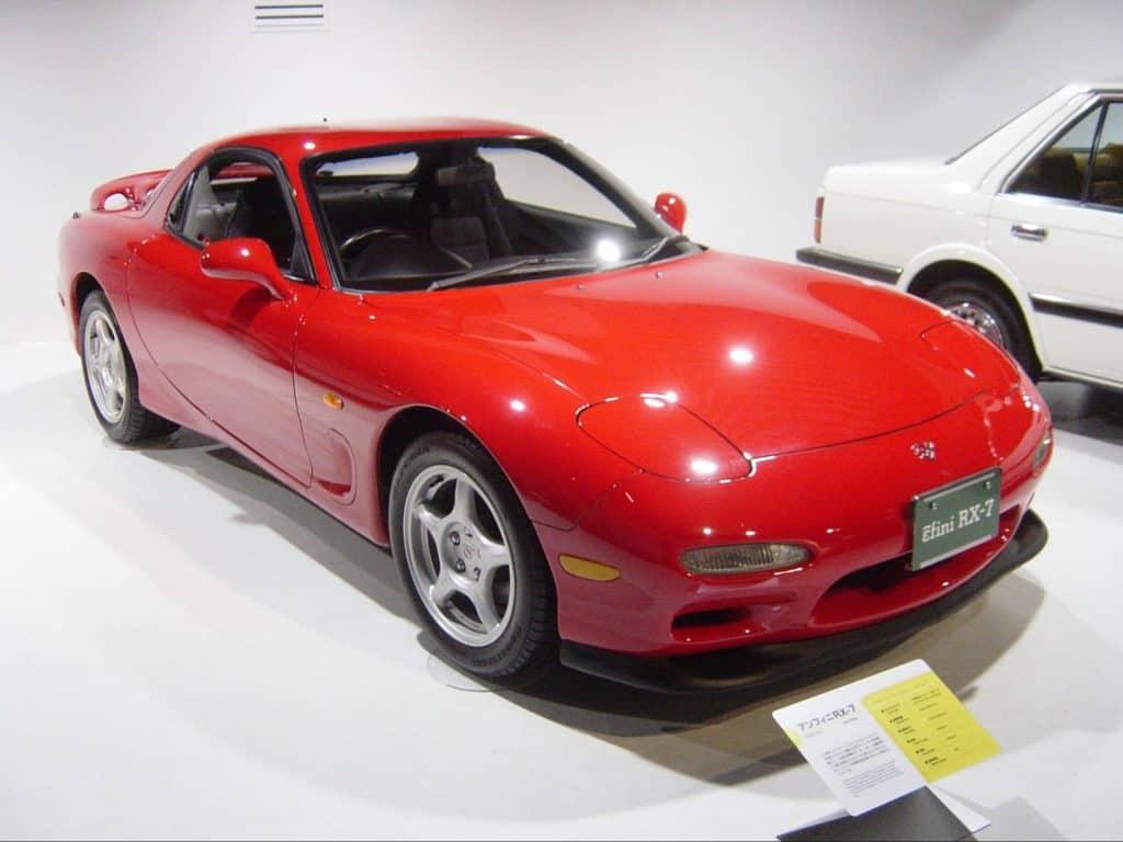 Mazda RX7 | CorkSport