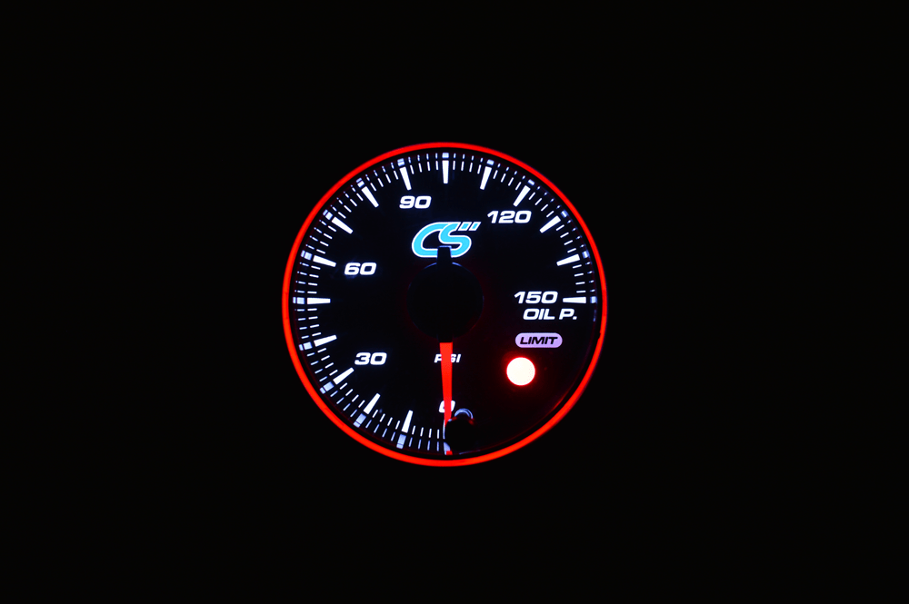 Oil Pressure Gauge Cobb Accessport