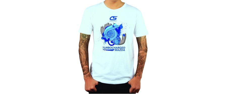 CorkSport Turbo T-Shirt