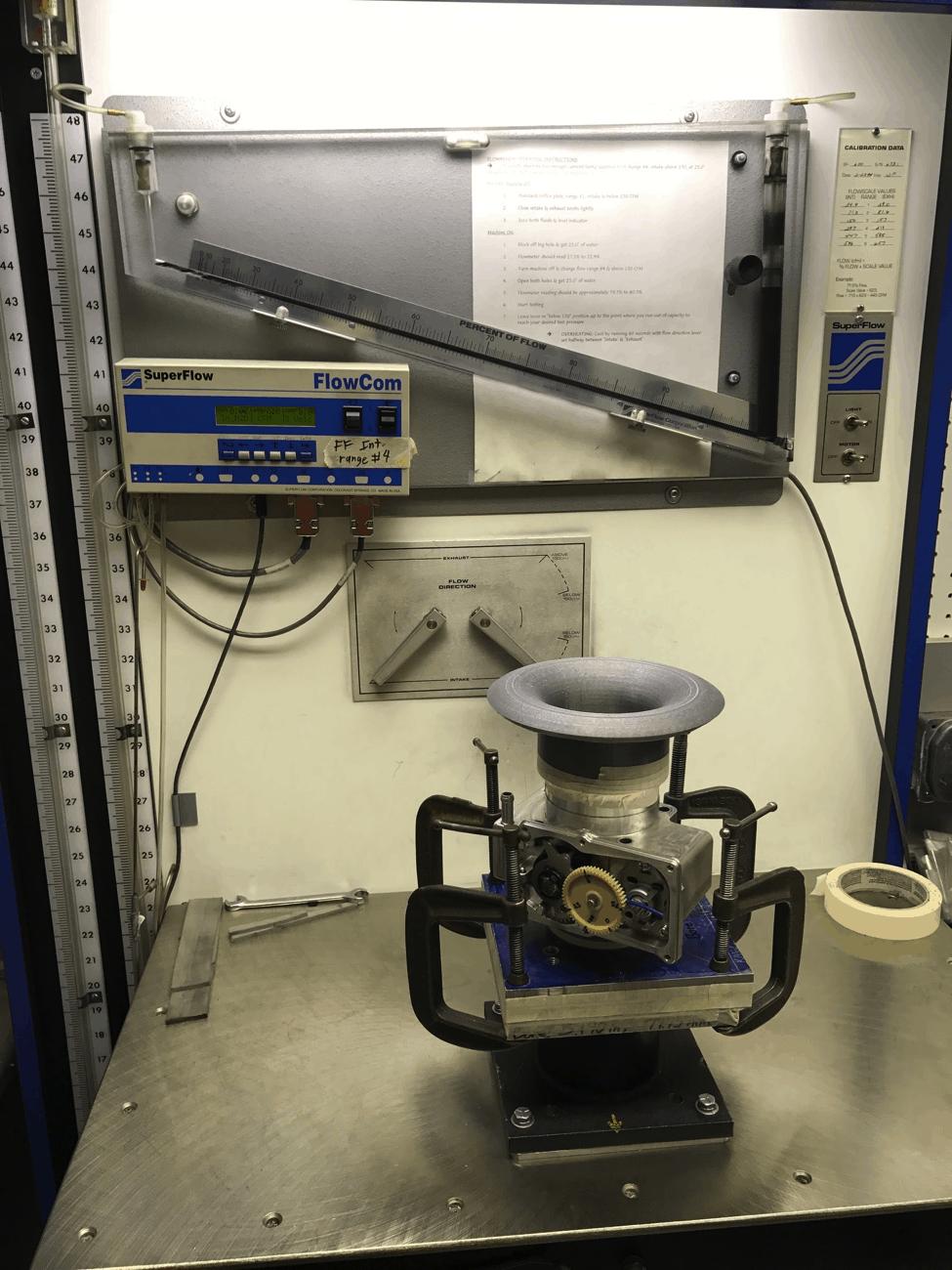 GEN-6-497 72mm Throttle Body Pre-Production Testing