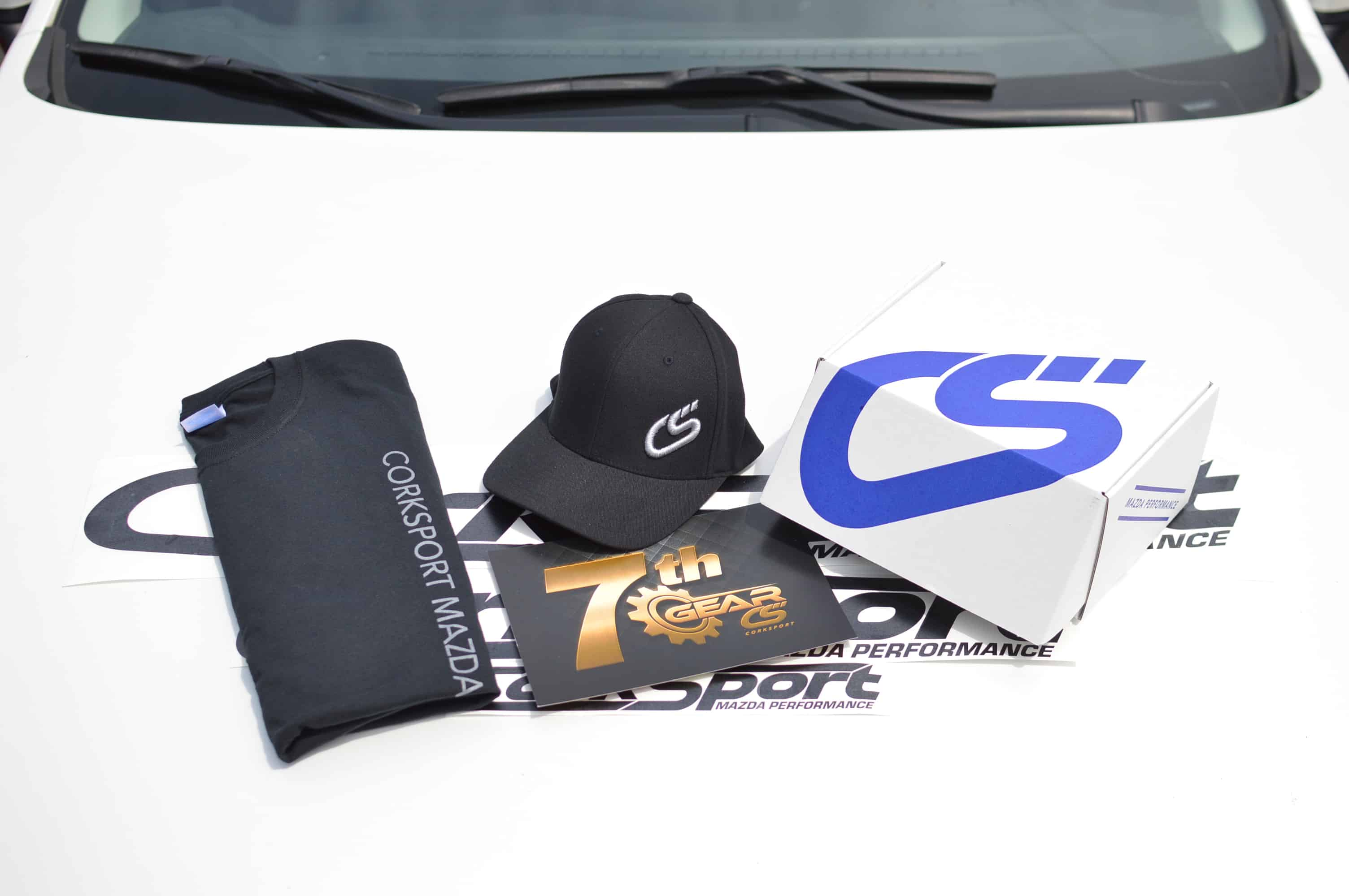 CorkSport's exclusive new membership program, 7th Gear, is all about building a family of dedicated Mazda enthusiasts.