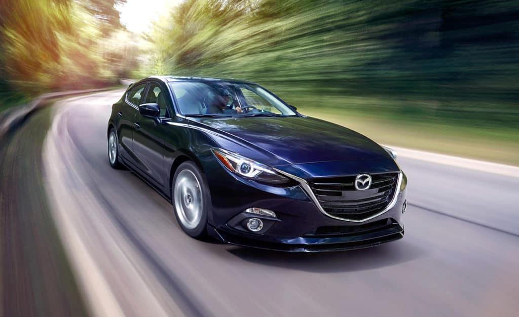 2.5l Mazda 3
