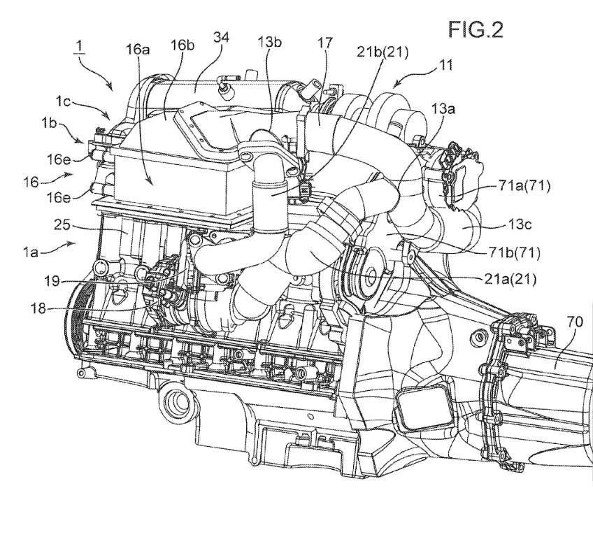 A recently submitted patent popped up from Mazda, which gives all of us boost lovers a serious case of envy.