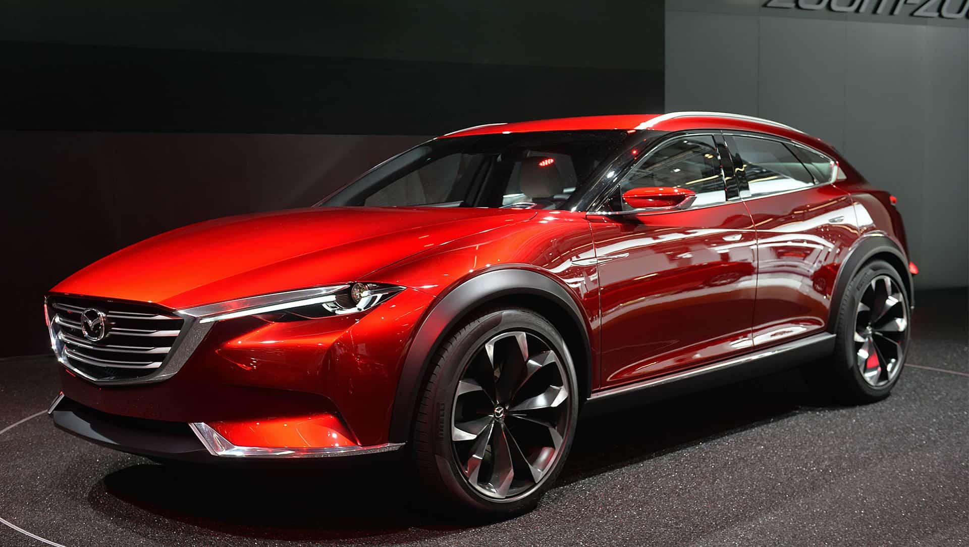 Mazda's Game Changer