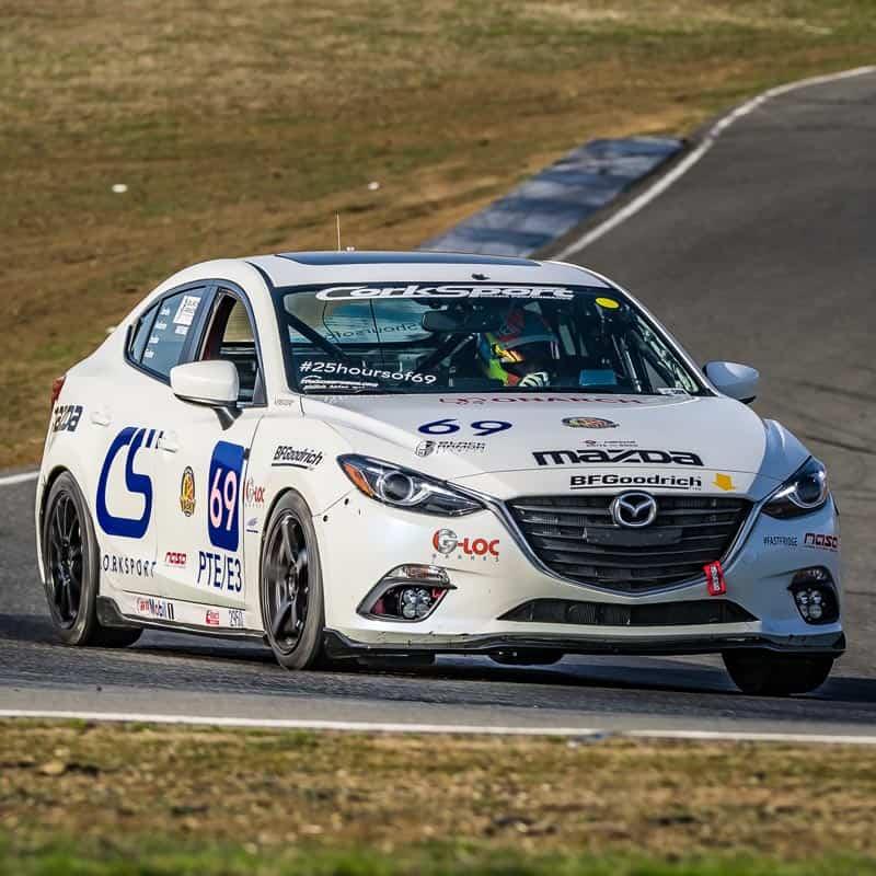 Mazda Motor Oil