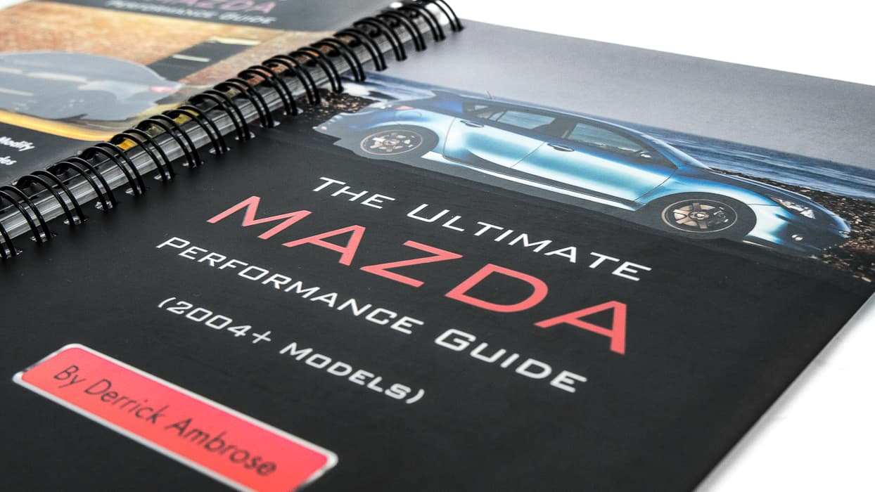 The Ultimate Mazda Performance Guide