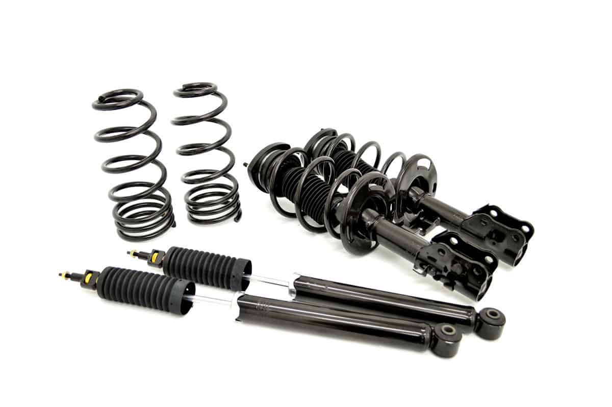 Mazda3 Suspension Package