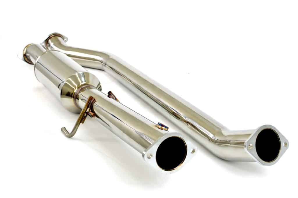 CorkSport 80mm Exhaust
