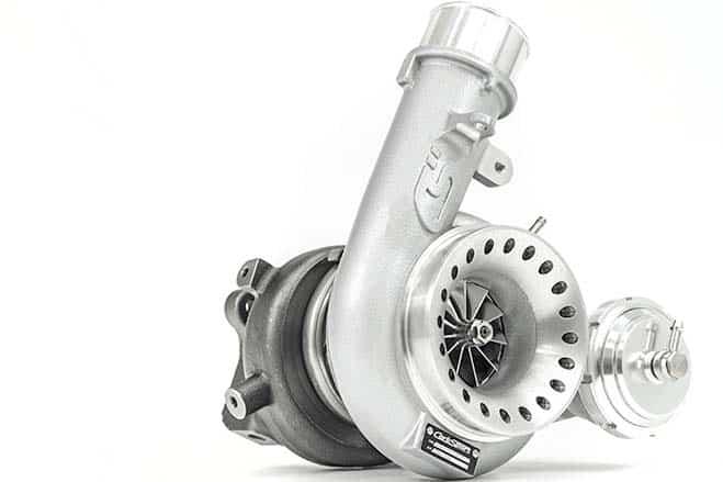 CorkSport CST5 Turbo Front