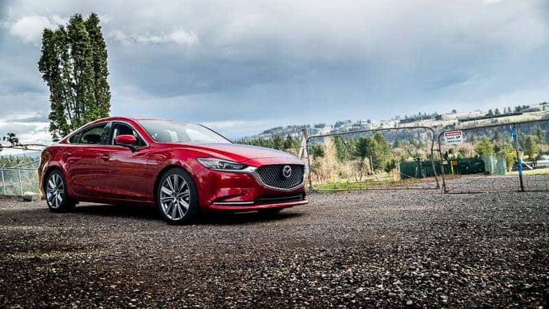 2018 and up Mazda 6 lowering springs