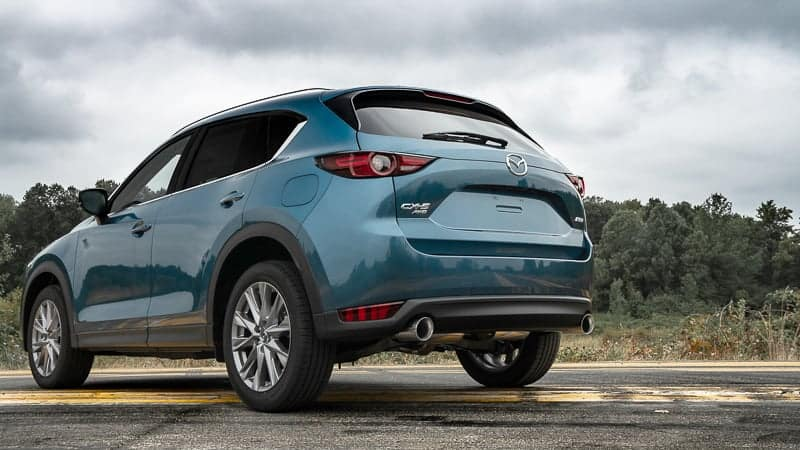 Mazda Cx5 Performance Exhaust