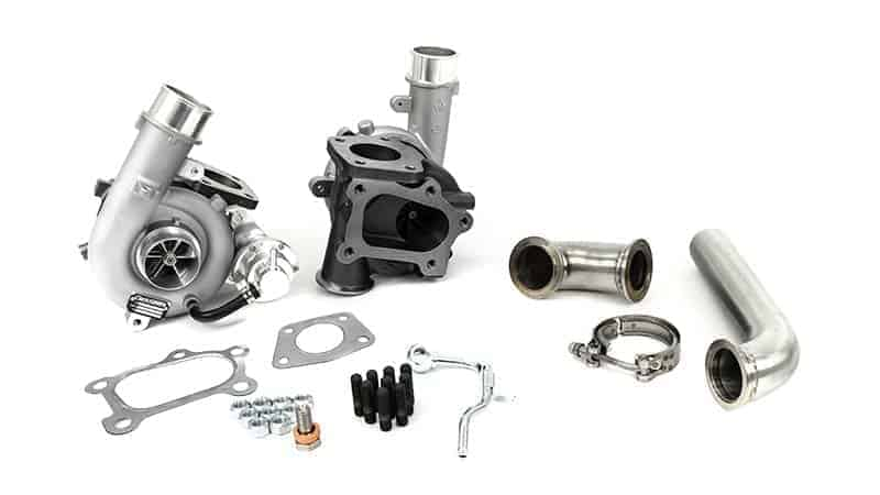 The best mazdaspeed 3 turbo upgrade internal or external wastegate, better than the BNR S3.