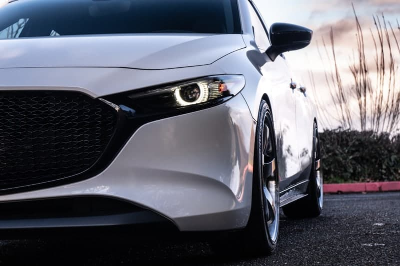 2019-2020 Mazda 3 lowering springs