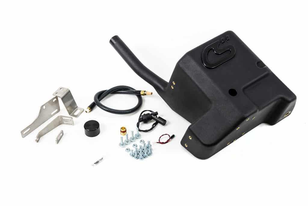 Mazdaspeed 3 Auxilary Fuel Tank