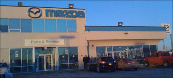 Continental Mazda in Anchorage, AK