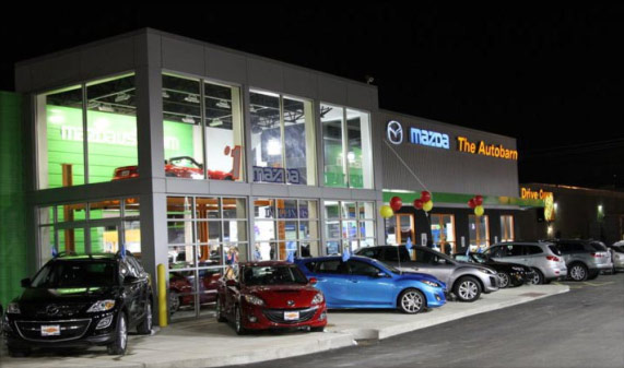 The Autobarn Mazda of Countryside in Countryside, IL