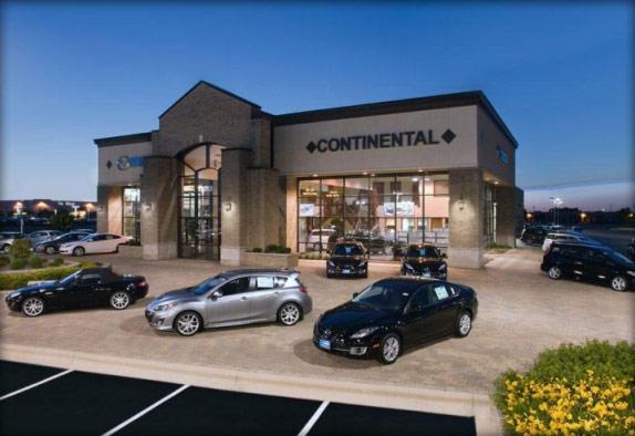 Continental Mazda in Naperville, IL