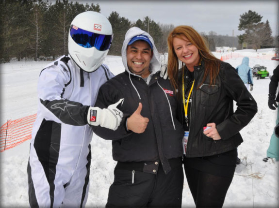 Stig and friends
