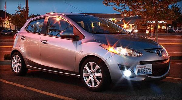 CorkSport Mazda 2