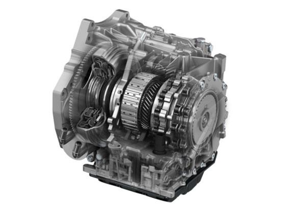 Mazda SkyACTIVE-Drive Transmission